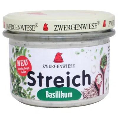 Bio Streich Basilikum Zwergenwiese