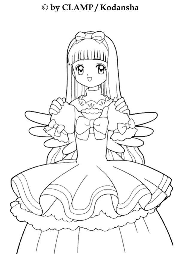 robes manga