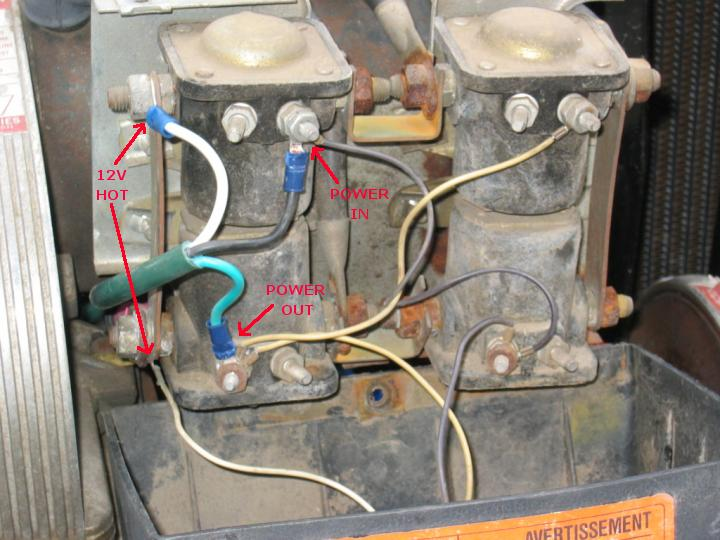 wiring diagram for warn 8274 winch intertherm electric heat on a yj solenoid