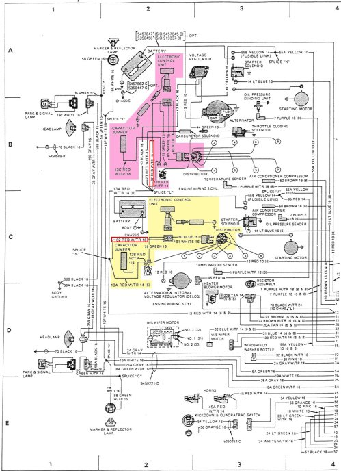 small resolution of amc 360 wiring diagram free wiring diagram for you u2022 amc 360 spark plug wire diagram amc 360 wiring diagram