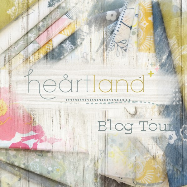 Heartland Fabric Tour And Quilt Tutorial