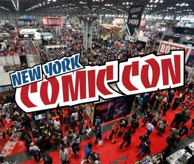 Weve Got A Few Ny Comic Con  7 Updates To Pass Along To Our Jedi News Readers As Their Official Website Has Been Updated With Live Links
