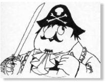 Captain Pugwash - Himself