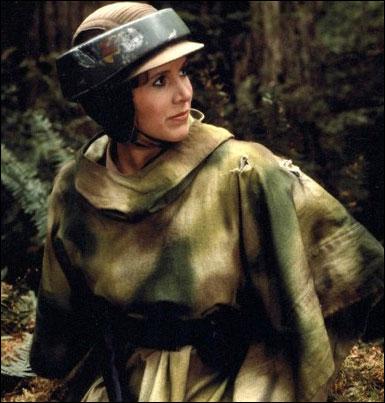 leia organa, princess leia, leia endor, leia wears clothes, leia badass, leia battles