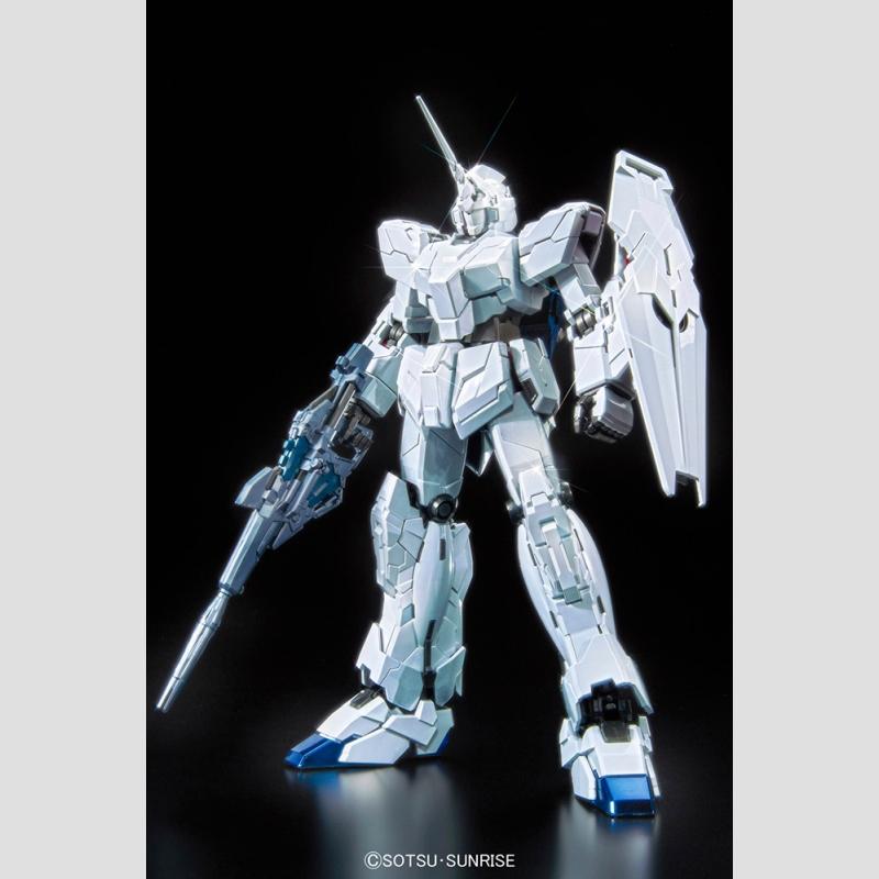 1/100 MG RX-0 Unicorn Gundam (Red/Green Frame Twin Frame Edition) Tit