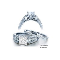 Perfect Bridal Set Ring on - JeenJewels