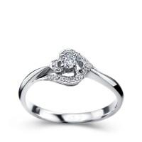 Wonderful Diamond Wedding Ring Band for Women in white ...