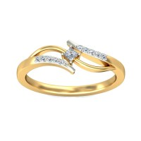 Luscious Inexpensive Engagement Ring 0.25 Carat Princess ...