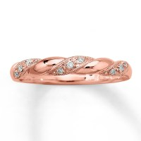 Rose Gold Engagement Rings: Inexpensive Rose Gold