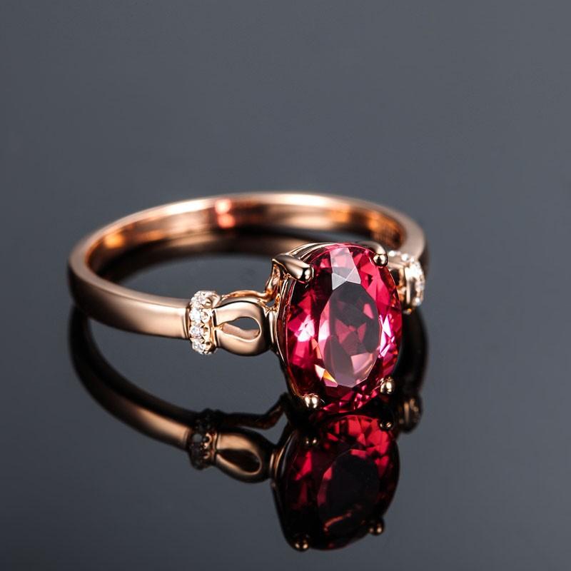 150 Carat Pink Sapphire and Diamond Designer Gemstone Engagement Ring in Rose Gold  JeenJewels