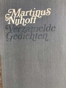 Martinus Nijhoff - verzameld werk