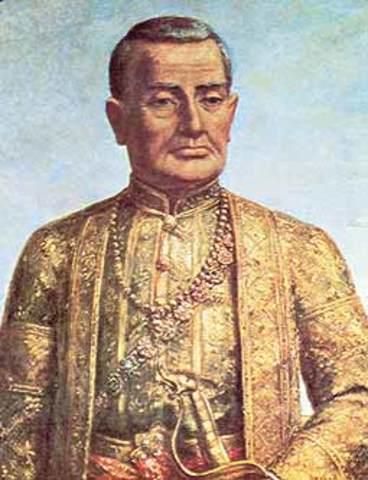 Phra Bat Somdet Phra Phutthayotfa Chulalok