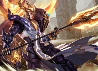 5 อันดับฮีโร่โหด ในเกมส์ LOK 王者荣耀 League Of King