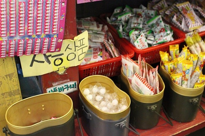ร้านข้าวกล่อง MISS LEE Cafe ที่เกาหลี