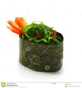 คำศัพท์ภาษาจีน : ซูชิ Sushi 寿司