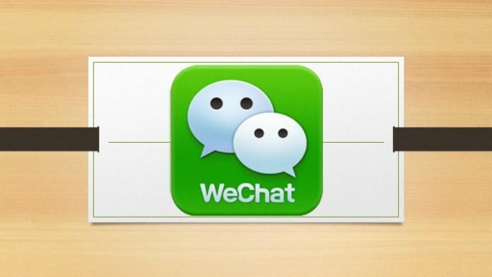 รีวิว Wechat 微信 เป็นแอพที่คนจีนชอบใช้
