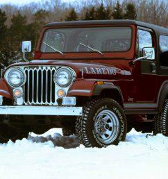 jeep cj 7 laredo [ 1440 x 1080 Pixel ]