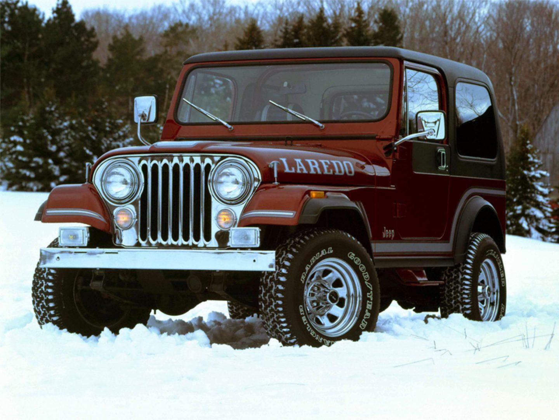 hight resolution of jeep cj 7 laredo