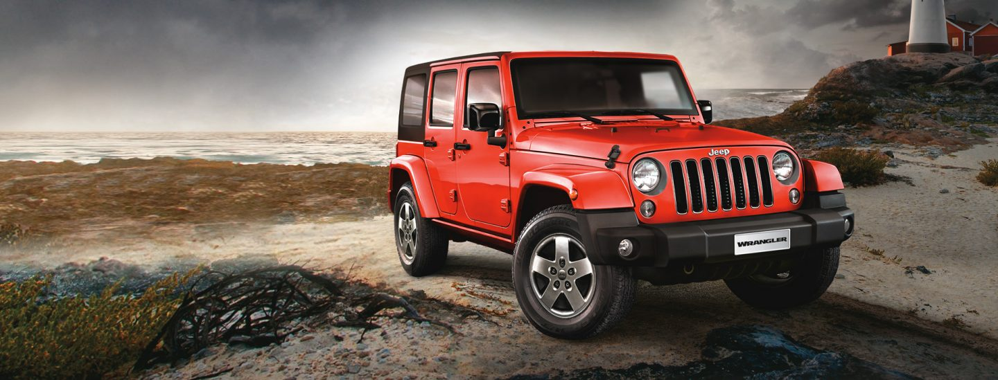 hight resolution of wrangler unlimited