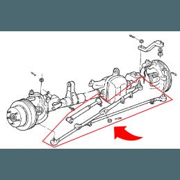 Biellettes de Barre Stabilisatrice Avant Déconnectables