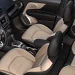 Jeep Renegade 4x4 Suv Interior Features