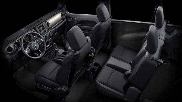 jeep wrangler interior images. Black Bedroom Furniture Sets. Home Design Ideas