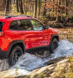 2019 jeep cherokee trail rated water fording [ 1440 x 700 Pixel ]