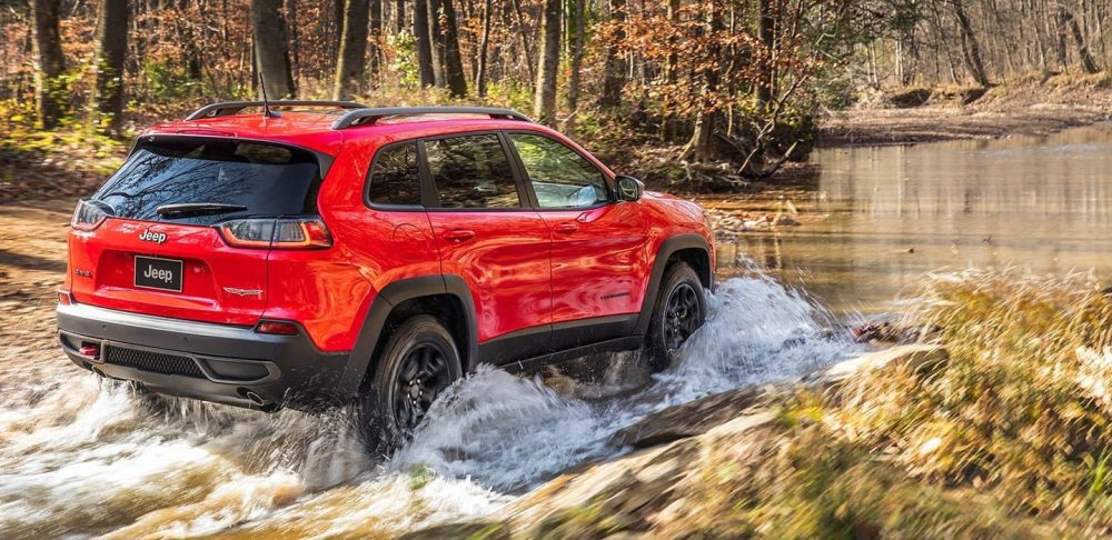 medium resolution of 2019 jeep cherokee trail rated water fording