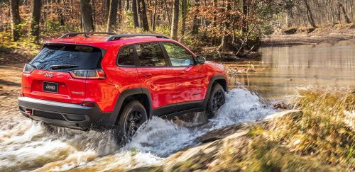 small resolution of 2019 jeep cherokee trail rated water fording