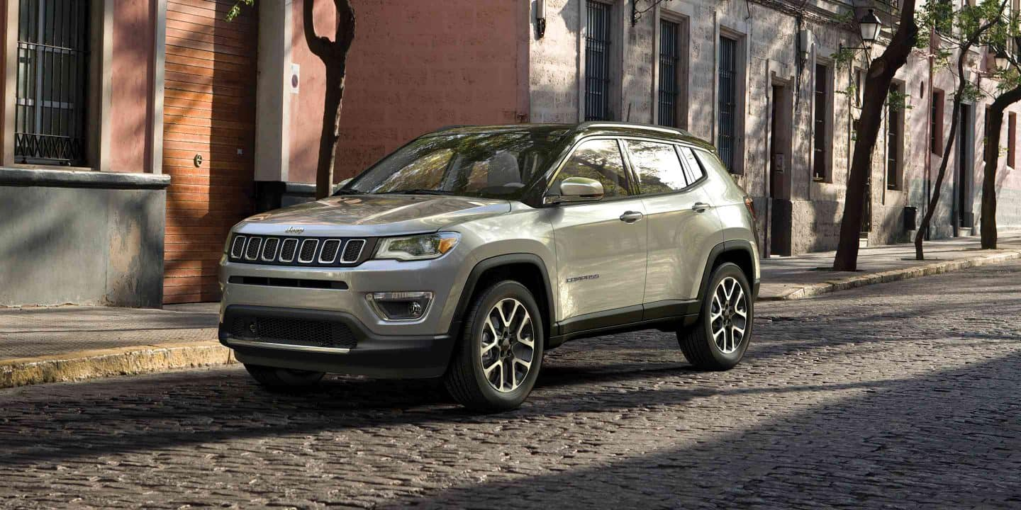 2019 Jeep Compass Photo And Video Gallery