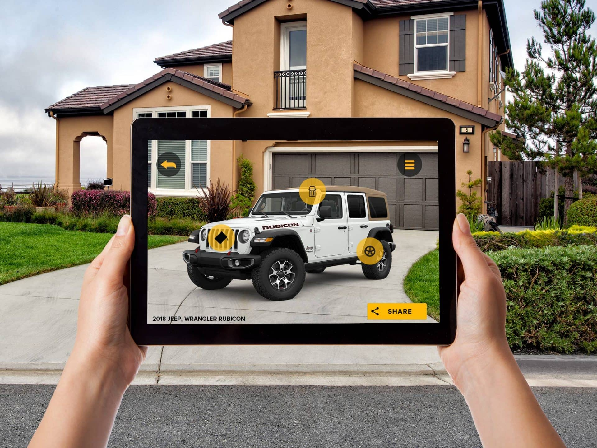 hight resolution of 2018 jeep ar app stand alone mobile