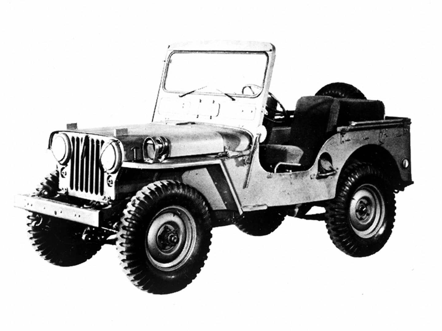 hight resolution of jeep history in the 1950s m38 army jeep wiring schematic