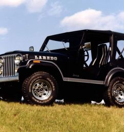 jeep history cj 5 laredo [ 1440 x 1080 Pixel ]