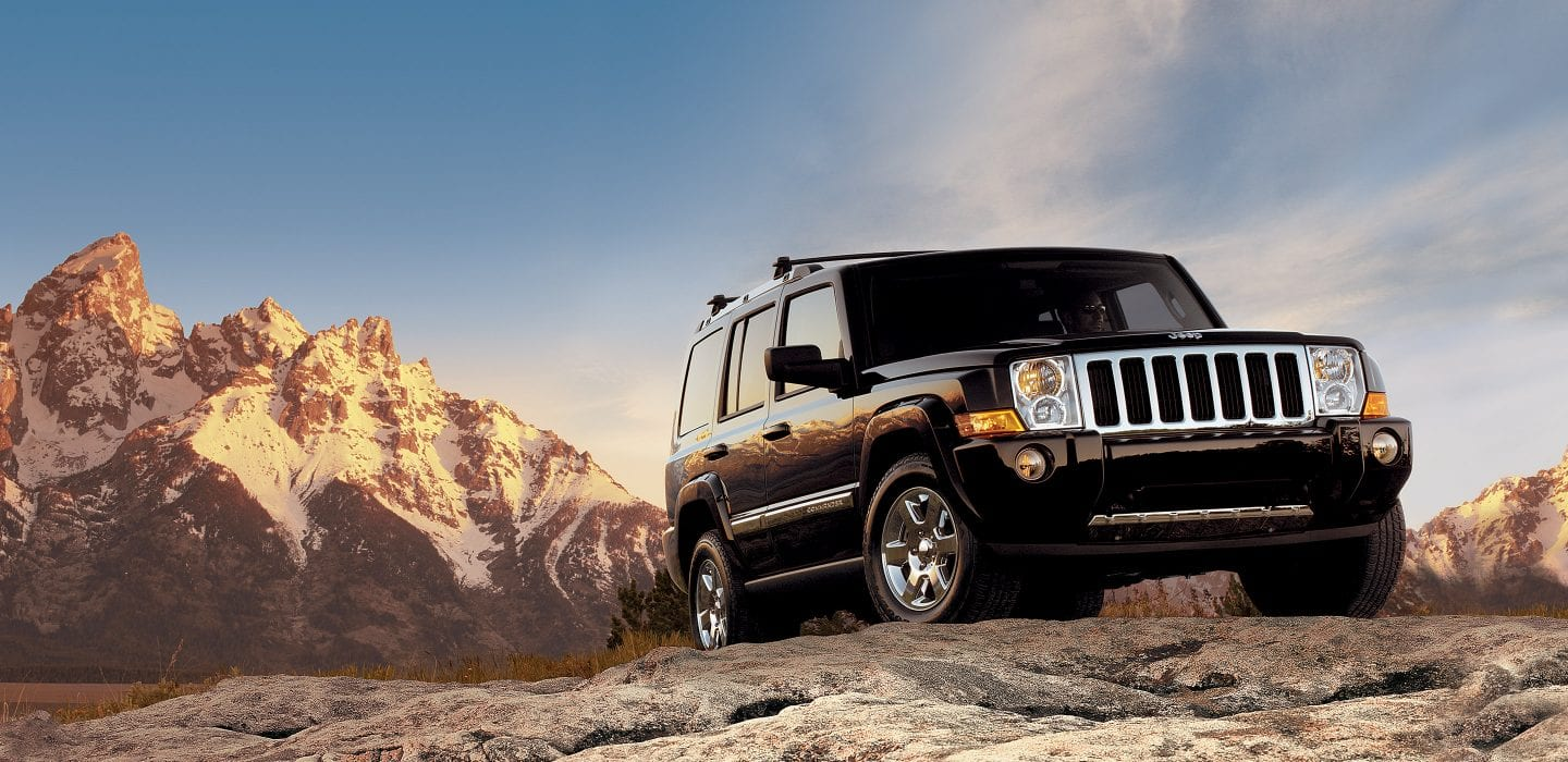 hight resolution of the jeep brand lineup grows