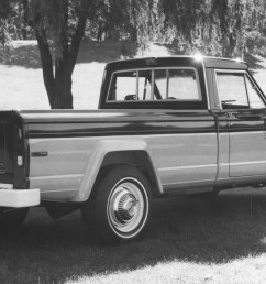 the burly fella in the jeep lineup for 1978 was the j 20 model 46 with a maximum gvw of 8 400 lbs it was rated to tow up to 10 000 lbs with 3 3  [ 1500 x 834 Pixel ]
