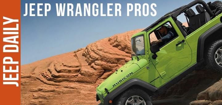 jeep-wrangler-pros
