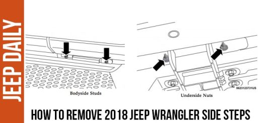 remove-2018-jeep-wrangler-side-steps