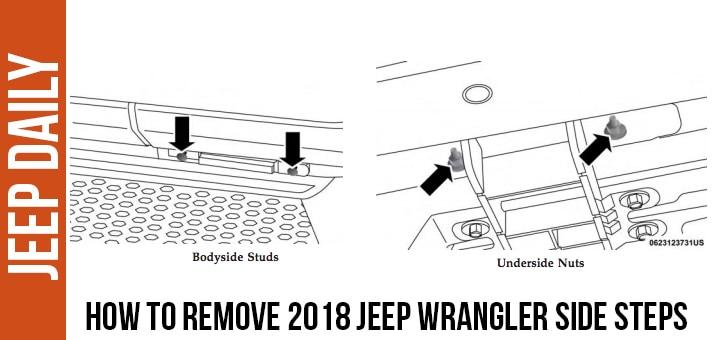 remove-2018-jeep-wrangler-side-steps