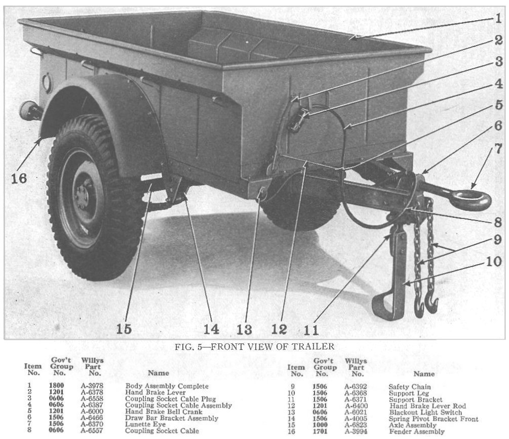 hight resolution of 1944 willy wire diagram