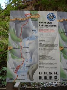 Galitzen Klettersteig