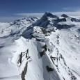 """""""Grenz""""-Erfahrung auf Ski unterhalb des Matterhorns"""