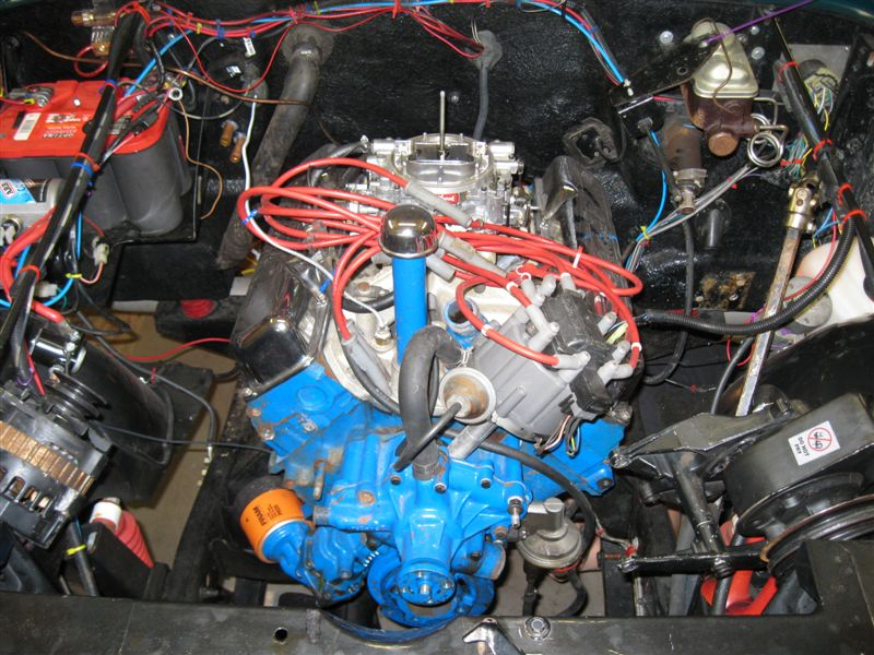 Amc Jeep 304 Alternator Wiring High Performance Jeep Amc V8 Tuff Dawg Crate Engine Cj 7