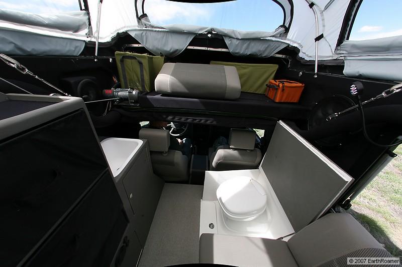 EarthRoamer XVJP Jeep JK Rubicon Xpedition Vehicle