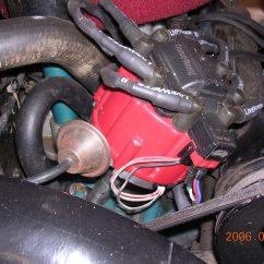 Ford Duraspark Ignition Ranger Wiring Diagram Radio Gm Hei Distributor Conversion For An Amc V8 Jeepfan
