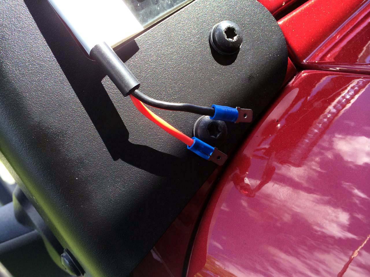 For Kc Lights Wiring Harness Diagram Wrangler Jk Light Bar Installation Raxiom 50 Quot Led Hyline