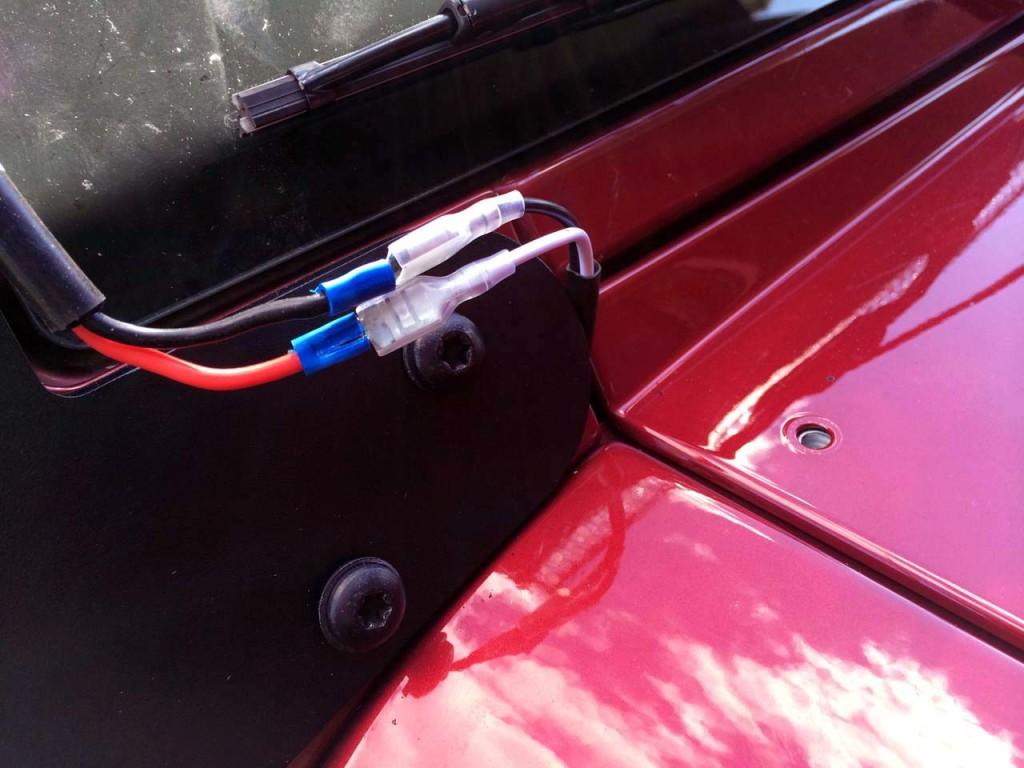Jeep Tj Trailer Wiring Diagram Raxiom Wrangler Jk Light Bar Installation Wiring The