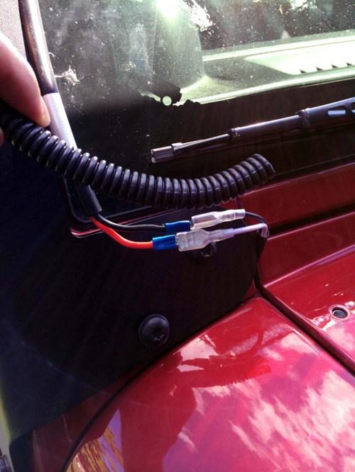 small resolution of raxiom wrangler jk light bar installation wiring the harness jeep jk light switches jk light bar