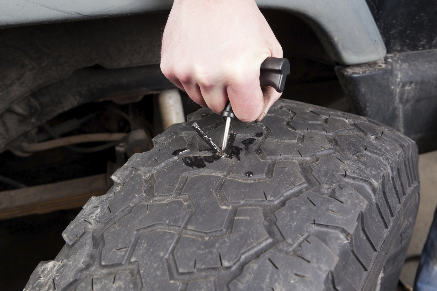 Can You Patch Car Tire