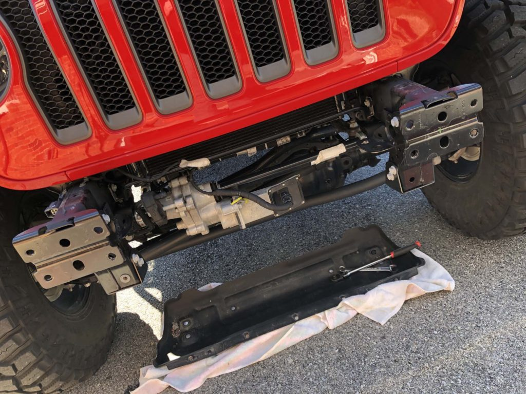 hight resolution of  jeep with no bumper
