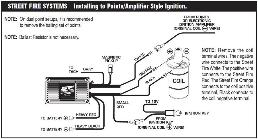 Msd 5520 Streetfire Cdi Wiring Diagram - Auto Electrical ... Opel Kes Diagram on